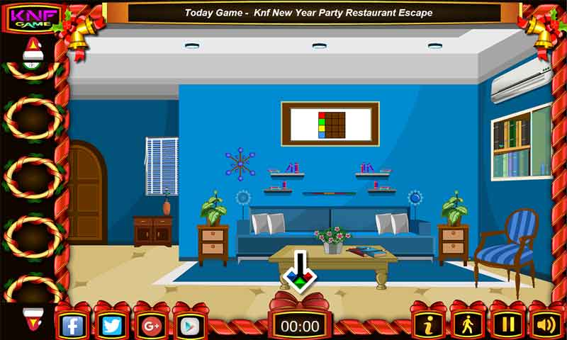 Can You Escape RGB Color Room Screenshot 3