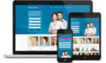 Responsive Dating Theme 4