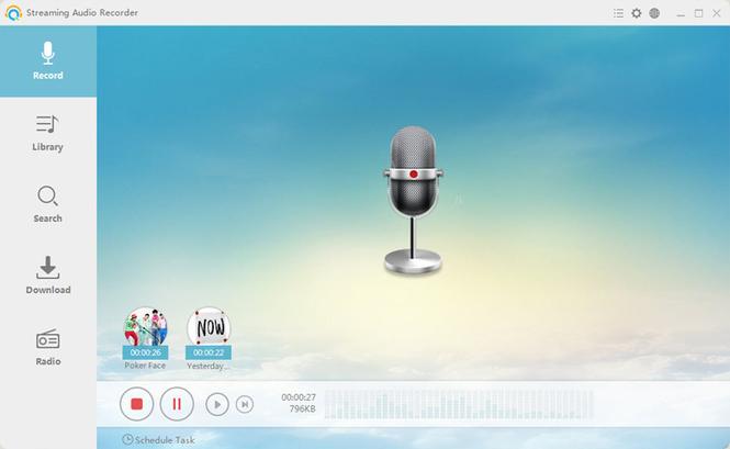 Streaming Audio Recorder Screenshot 6