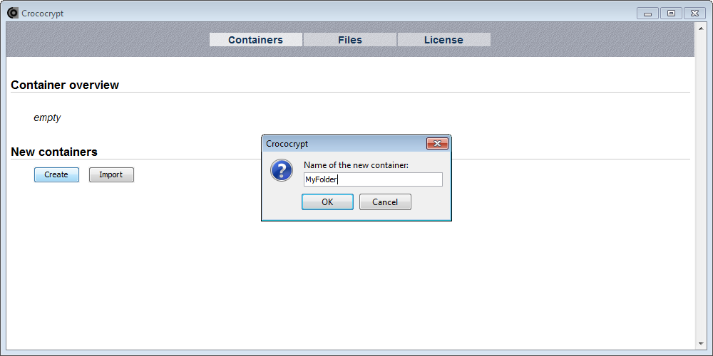 CrococryptMirror Portable Screenshot 2