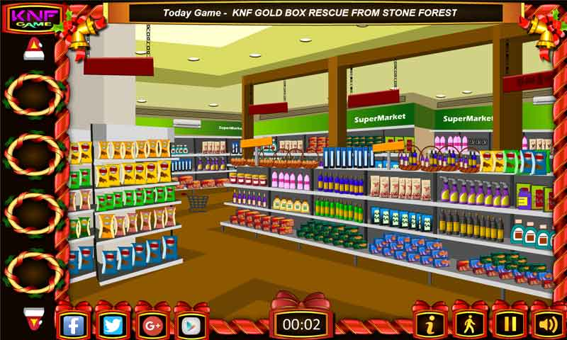 Can You Escape The Supermarket Screenshot