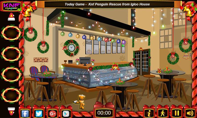 EscapeGames New Year Cake Shop Screenshot 2