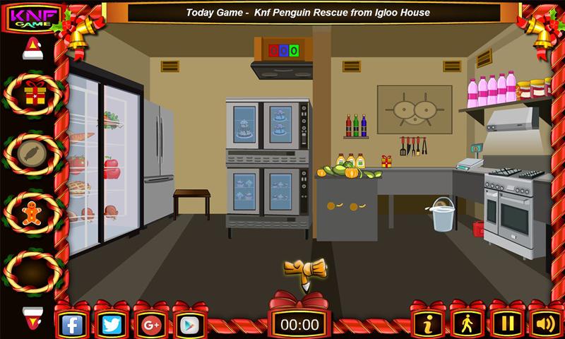 EscapeGames New Year Cake Shop Screenshot 3