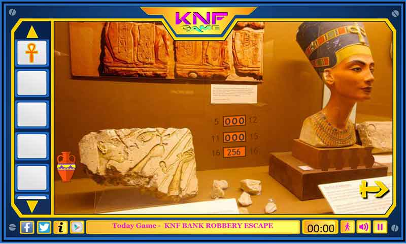 Can You Escape Egyptian Museum Screenshot 2