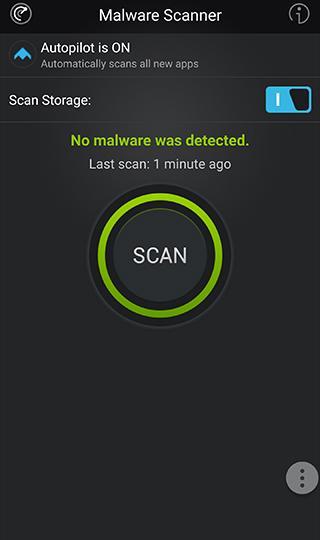 STOPzilla Mobile Security Screenshot 3