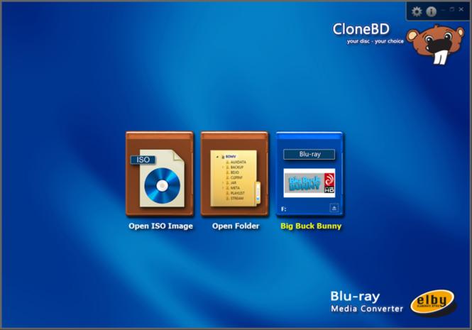 CloneBD Screenshot 3