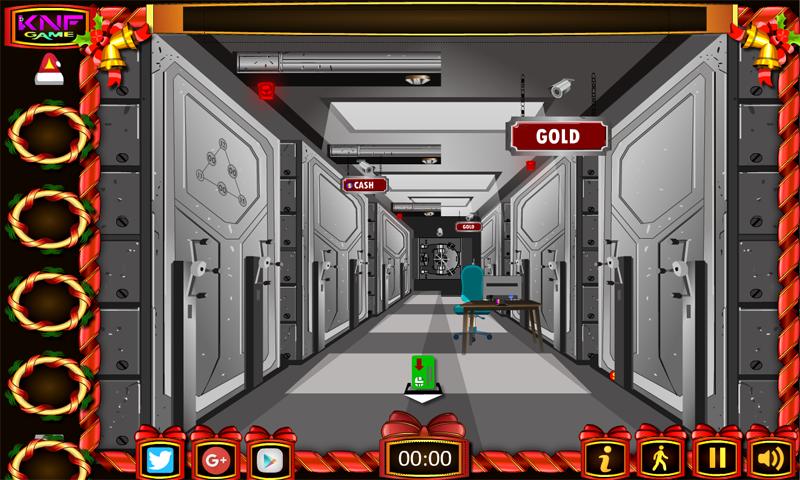Escape Games - Bank Robbery Screenshot 4