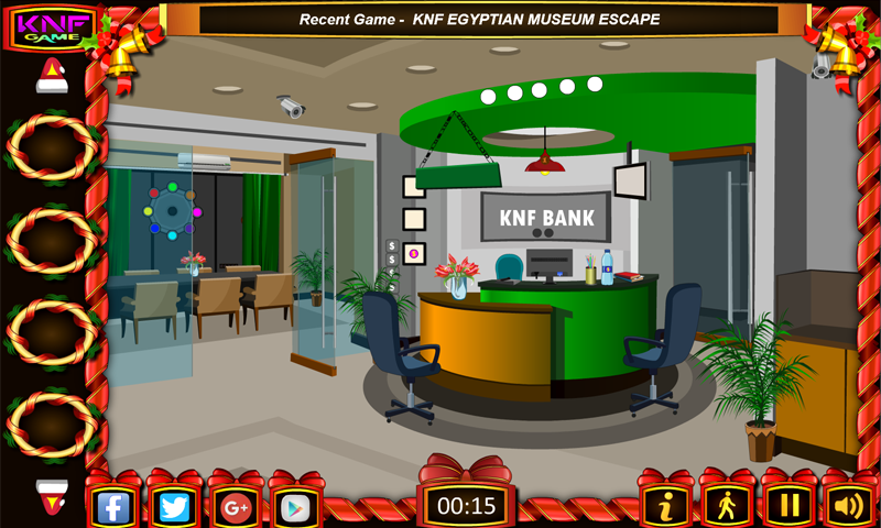 Escape Games - Bank Robbery Screenshot