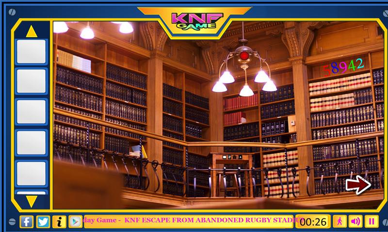 Can You Escape Royal Library Screenshot 2