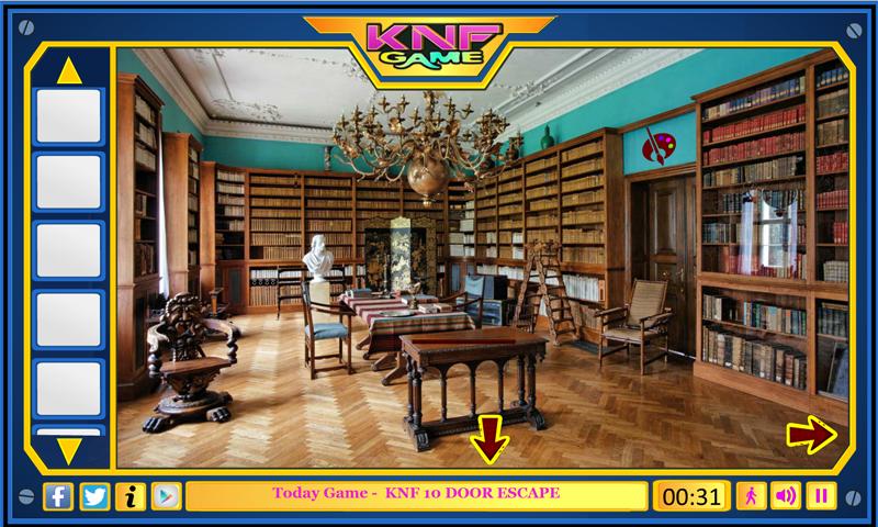 Can You Escape Royal Library 3 Screenshot