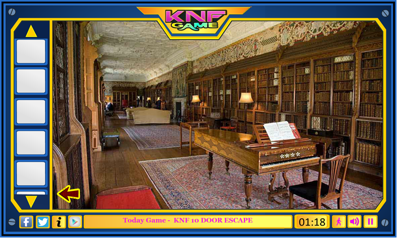 Can You Escape Royal Library 3 Screenshot 3