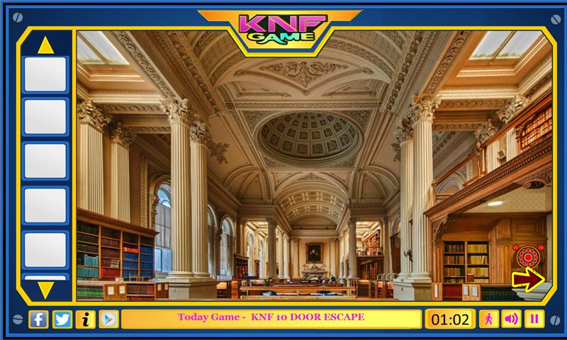 Can You Escape Royal Library 3 Screenshot 2