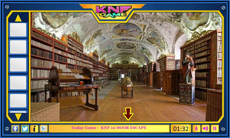 Can You Escape Royal Library 3 Screenshot 4