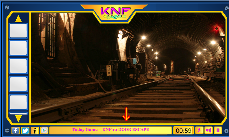Can You Escape Train Subway Screenshot 3