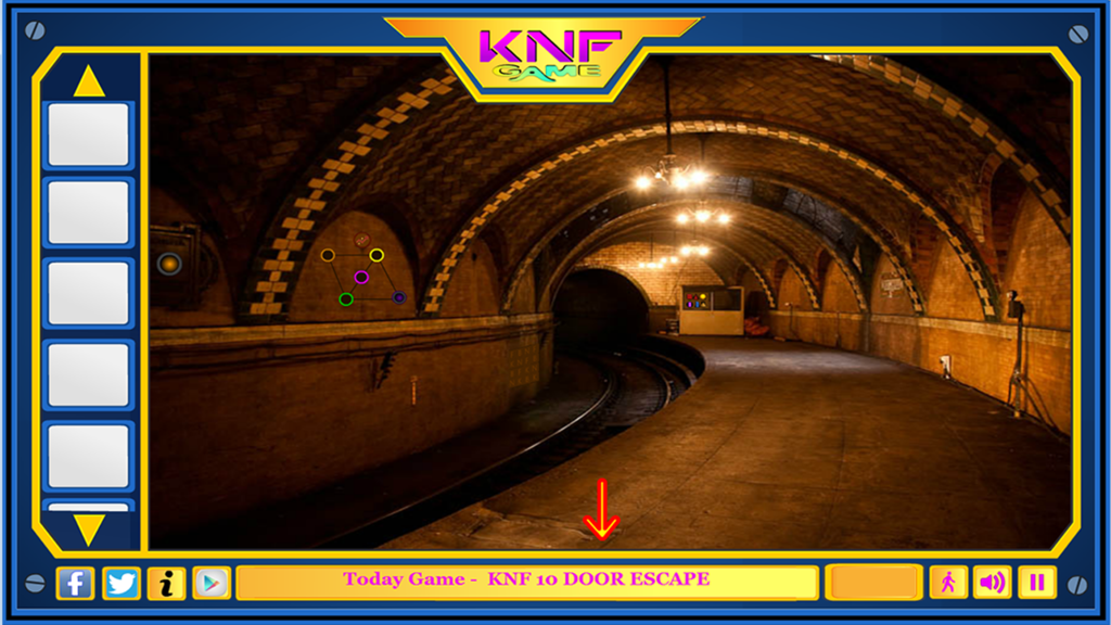 Can You Escape Train Subway Screenshot 2