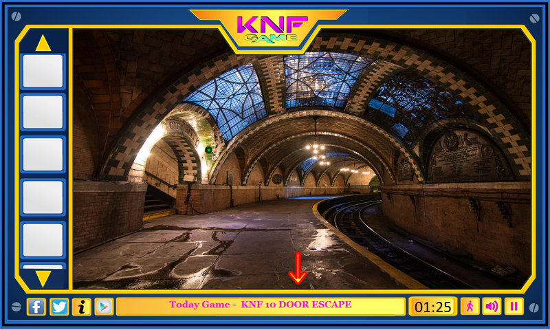 Can You Escape Train Subway Screenshot 4