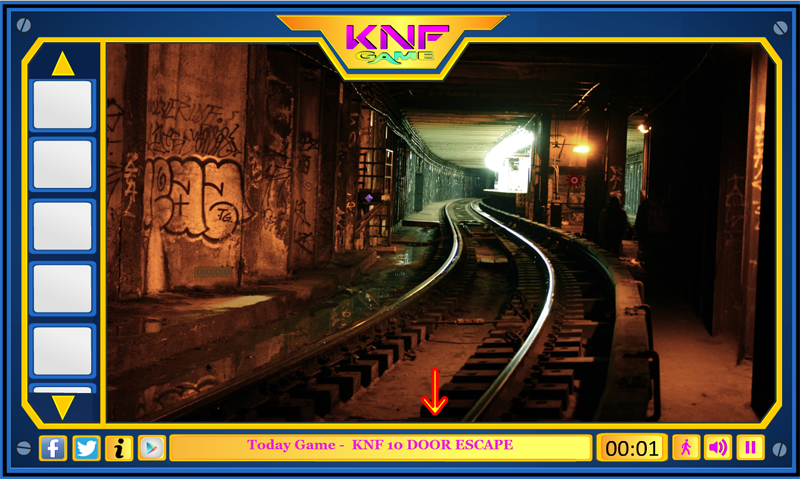 Can You Escape Train Subway Screenshot