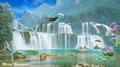 Misty Waterfall 2