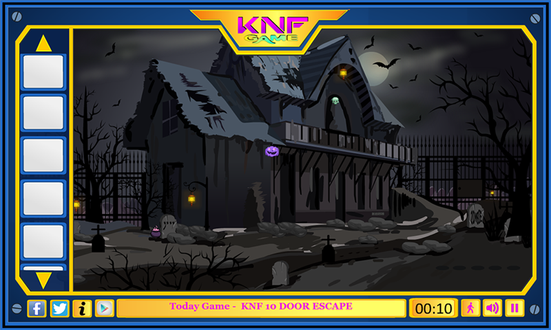 Can You Escape Zombie House Screenshot