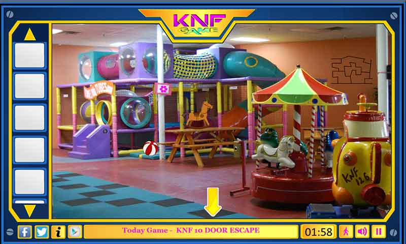 Can You Escape Kids Play Room2 Screenshot 4