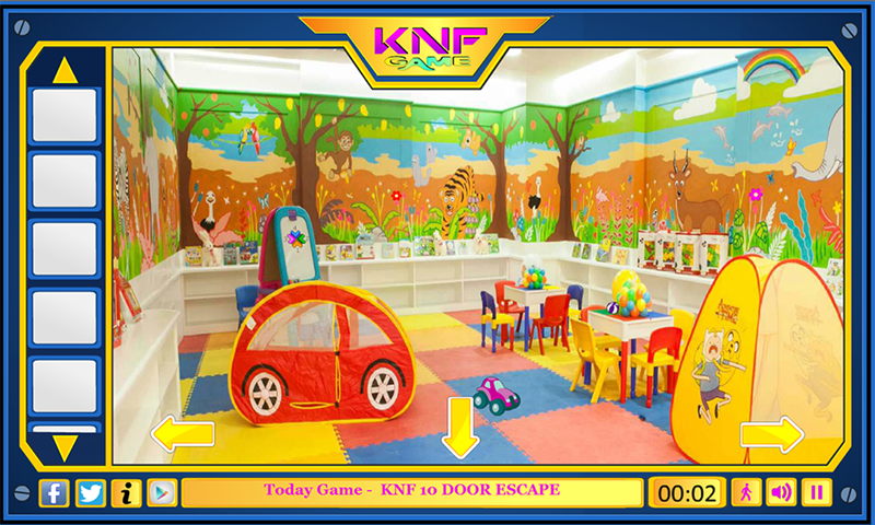 Can You Escape Kids Play Room2 Screenshot