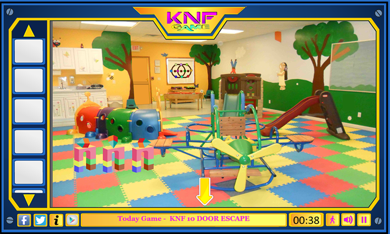 Can You Escape Kids Play Room2 Screenshot 2