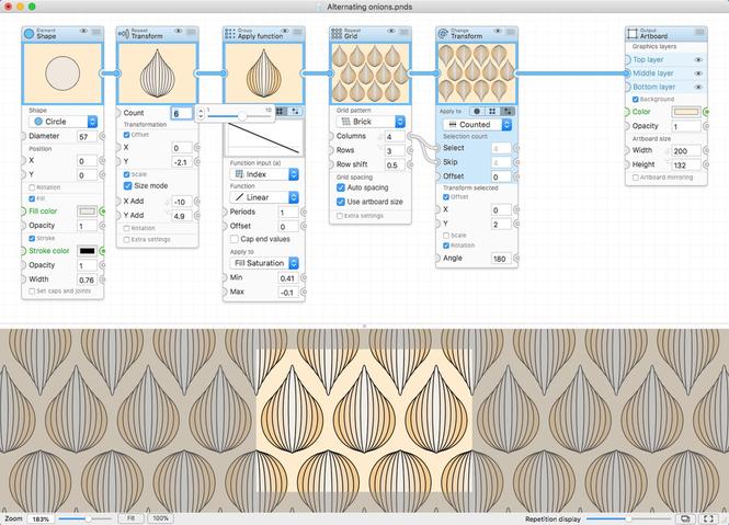 Patternodes Screenshot 2