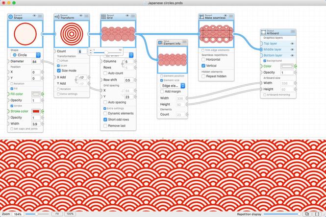 Patternodes Screenshot 3