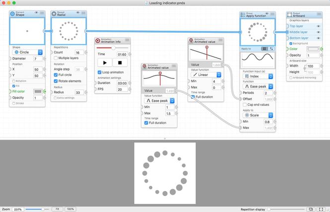 Patternodes Screenshot 4