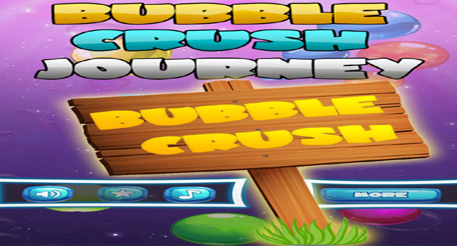 Bubble Crush Journey Screenshot 1