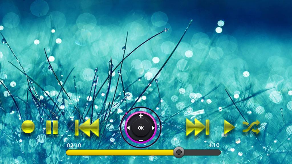 Khan Music Player Screenshot 2