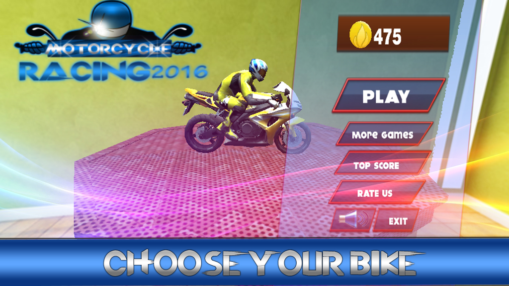 Motorcycle Racing 2016 Screenshot 2