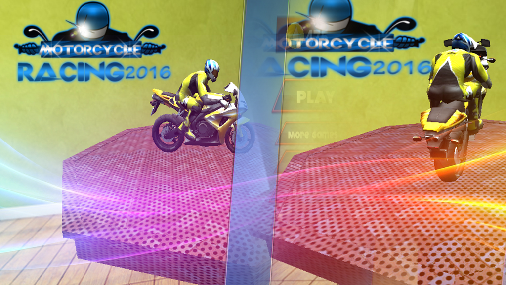 Motorcycle Racing 2016 Screenshot