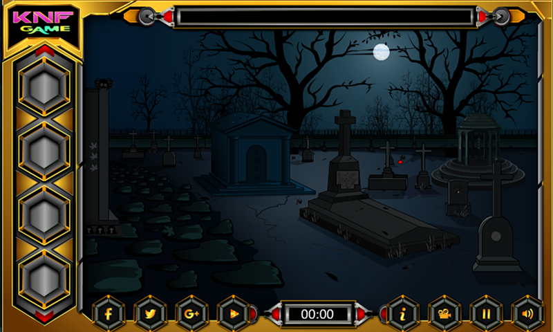 Can You Escape From Cemetery Screenshot 1