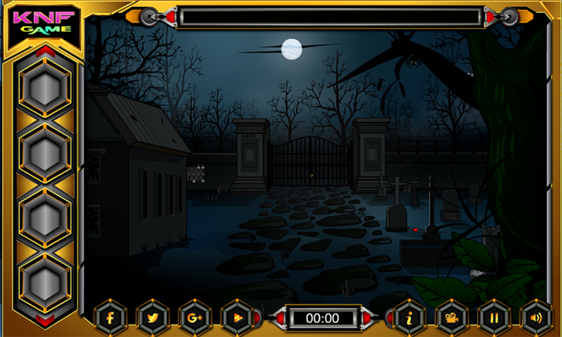 Can You Escape From Cemetery Screenshot 3