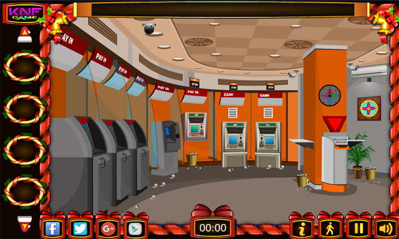 Escape Games- Bank ATM Robbery Screenshot 3