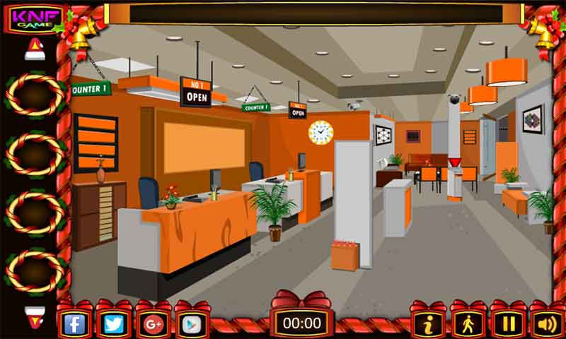 Escape Games- Bank ATM Robbery Screenshot 2