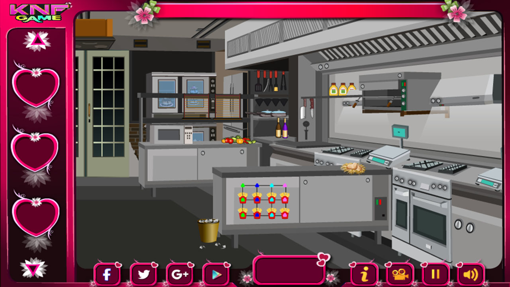 Can You Escape Pizza Shop Screenshot 3