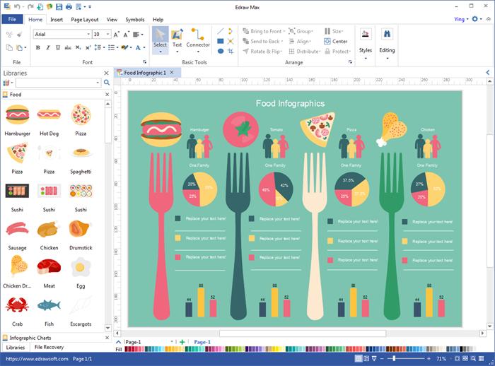 Infographic creator download