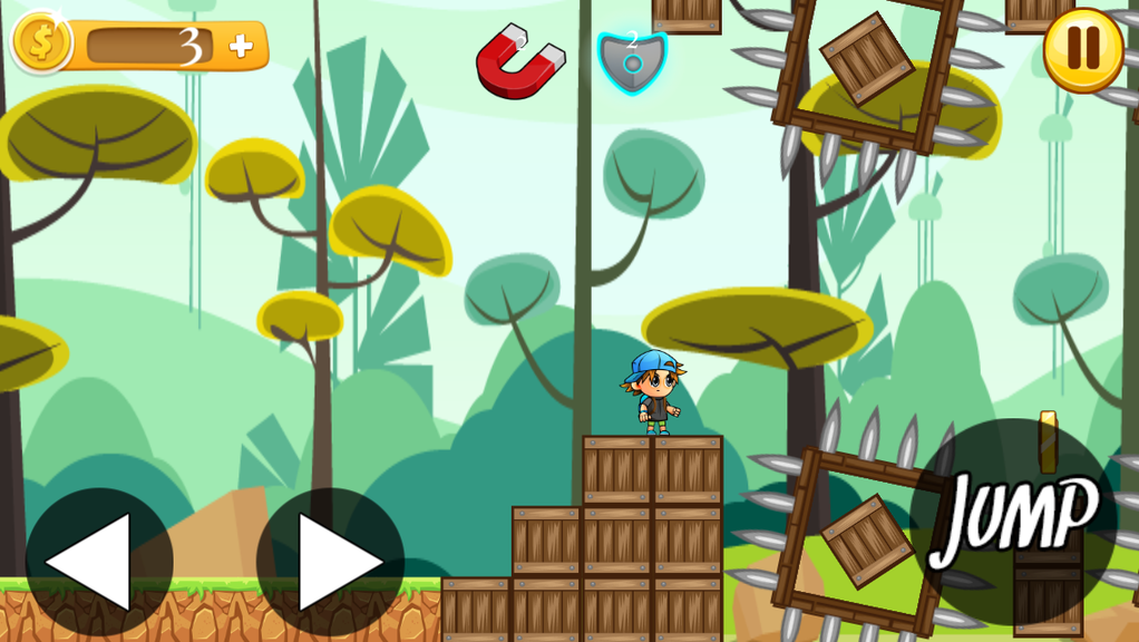Joe Jungle Boy Screenshot 1