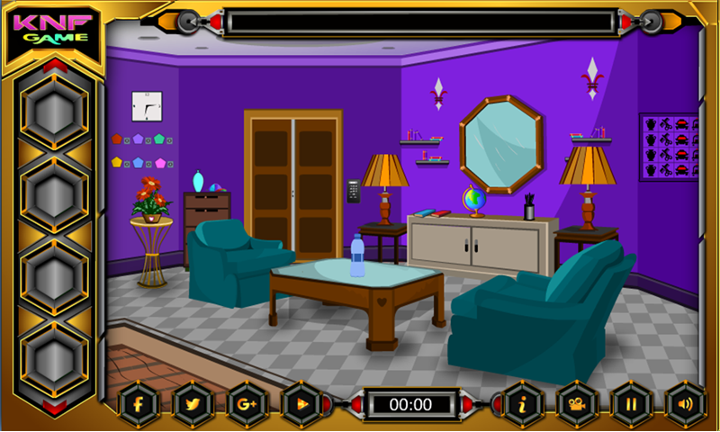 Escape Games - 7 Color Doors Screenshot