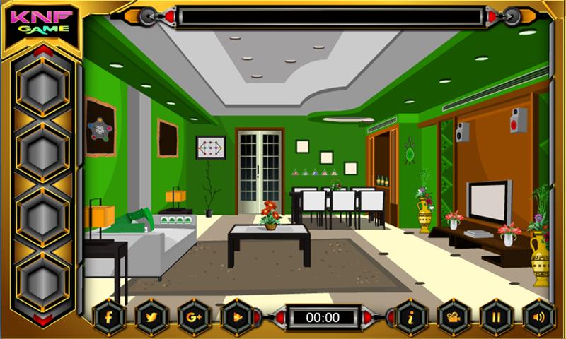 Escape Games - 7 Color Doors Screenshot 2