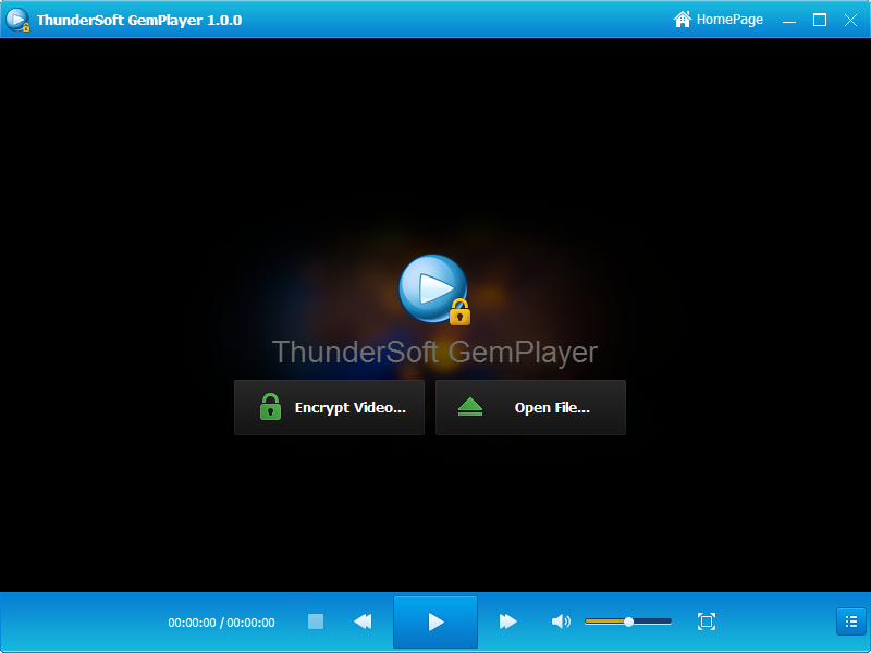 ThunderSoft GemPlayer Screenshot 1