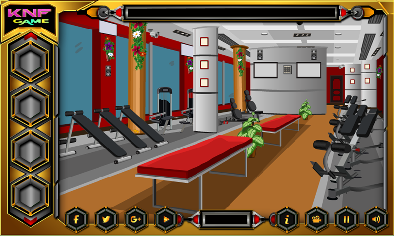 Can You Escape From The Gym Screenshot 4