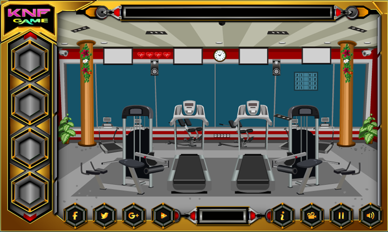 Can You Escape From The Gym Screenshot 3