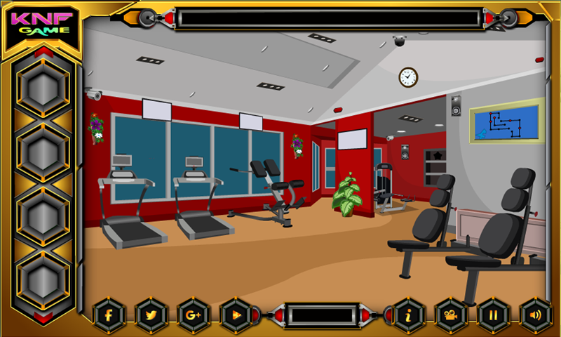 Can You Escape From The Gym Screenshot 2