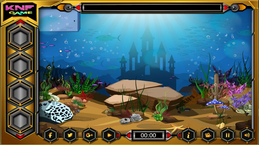 Mermaid Escape From SeaShore Screenshot 2
