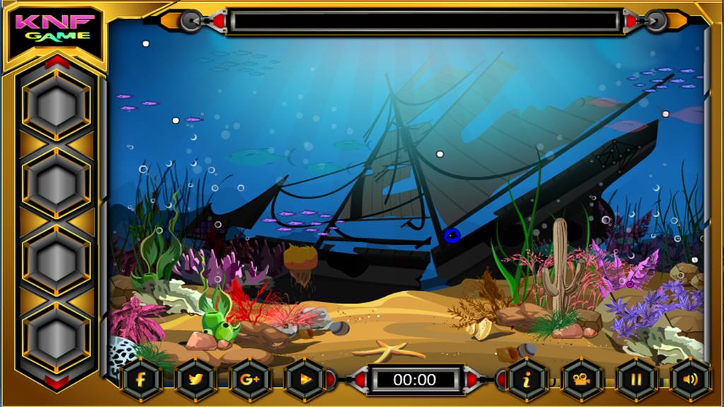 Mermaid Escape From SeaShore Screenshot 3