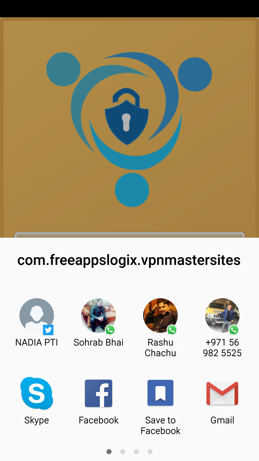 VPN MASTER PRO, Unblock Sites Screenshot 2