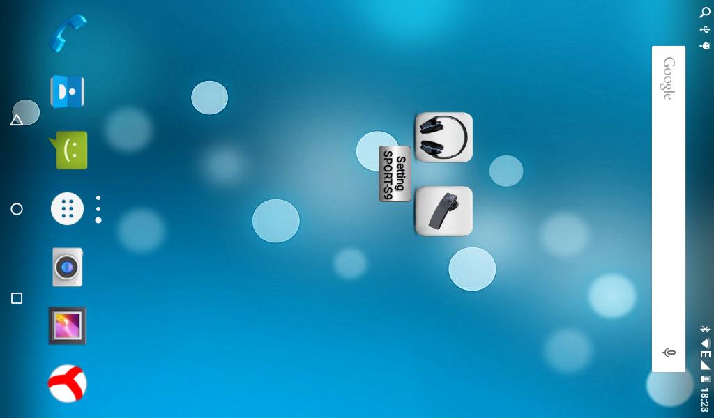Bluetooth Audio Widget free Screenshot
